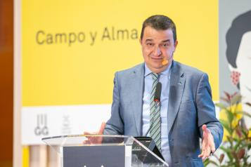 """Presentación de la marca """"Campo y Alma"""" en el salón gourmets de IFEMA (Agricultura)"""