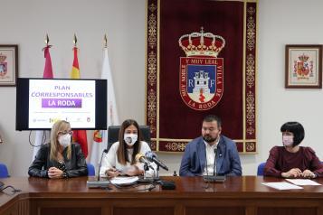 El Gobierno de Castilla-La Mancha facilitará la conciliación en La Roda con cerca de 90.000 euros correspondientes al Plan Corresponsables