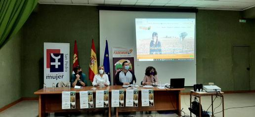 Jornadas Titularidad Compartida en Balazote
