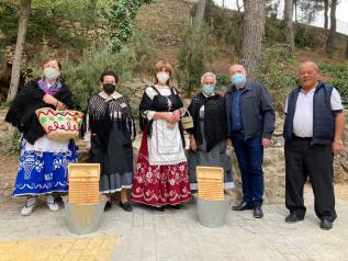 Inauguración de la Feria de las Tradiciones de Yeste