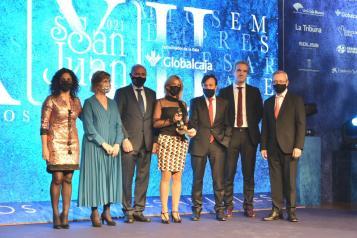 Premio Mencion Especial del Jurado para la campaña de vacunación frente al COVID