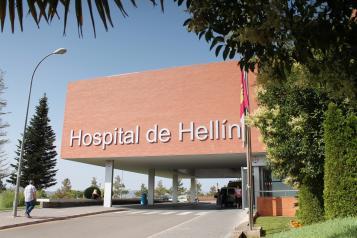 Proyecto Hospital de Hellín Verde