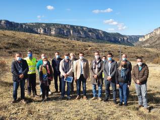 El Gobierno regional impulsa el desarrollo sostenible de las comarcas del Alto Tajo y Molina de Aragón con inversiones superiores a los 2,5 millones de euros
