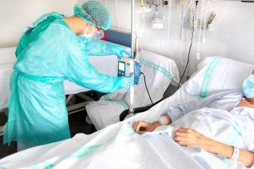 Cuatro hospitales de Castilla-La Mancha ya no tienen pacientes COVID en una nueva jornada sin fallecidos