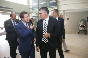 Toma de posesión del nuevo delegado de la Junta en Cuenca