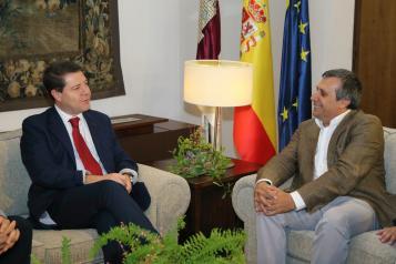 Reunión con Ciudadanos de Castilla-La Mancha