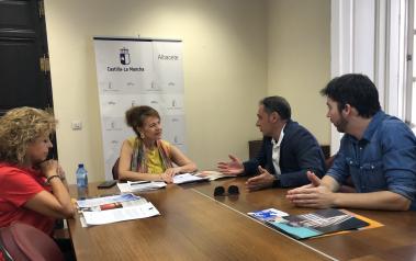 El Gobierno de Castilla-La Mancha mejora la accesibilidad sensorial en la Consejería de Bienestar Social con la instalación de bucles de inducción magnética