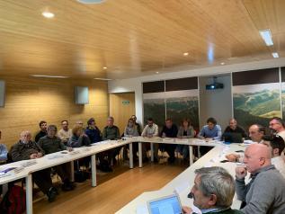 El Gobierno regional trabajará para potenciar todos los valores interpretativos del Parque Natural de los Calares del Río Mundo y de la Sima