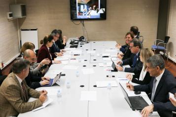 El Gobierno regional reitera su compromiso con el desarrollo de la I+D+i en las empresas privadas de Castilla-La Mancha