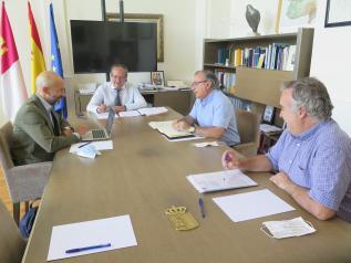 El Gobierno regional, PSOE y Ciudadanos abordan avances y normativa a modificar en materia de Hacienda y Administraciones Públicas para la recuperación tras la COVID-19