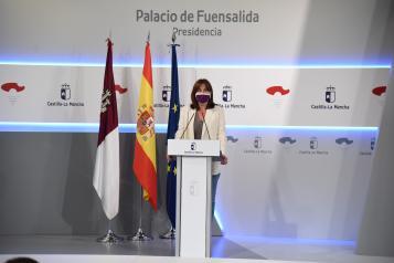 Rueda de prensa del Consejo de Gobierno (8 de octubre) (II)