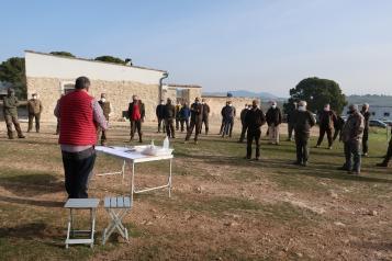 El Gobierno de Castilla-La Mancha abre la temporada hábil de caza y actualiza las medidas especiales frente al Covid-19 en la actividad cinegética