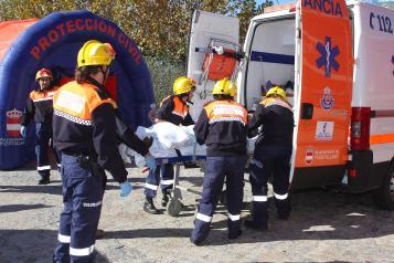 El Gobierno de Castilla-La Mancha dota de uniformes y medios materiales a 153 agrupaciones de Protección Civil de la región