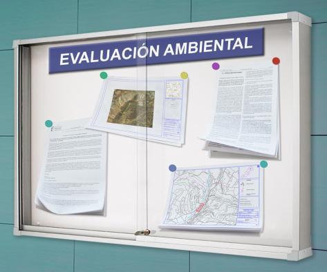 Exposición Pública en Evaluación Ambiental