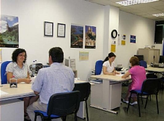 Oficinas de Registro