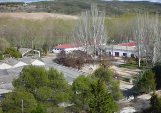"Centro Agrario ""Albaladejito"""