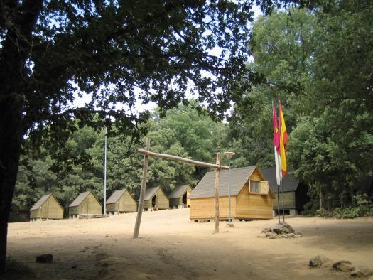 Instalaciones Juveniles. Albergues y Campamentos