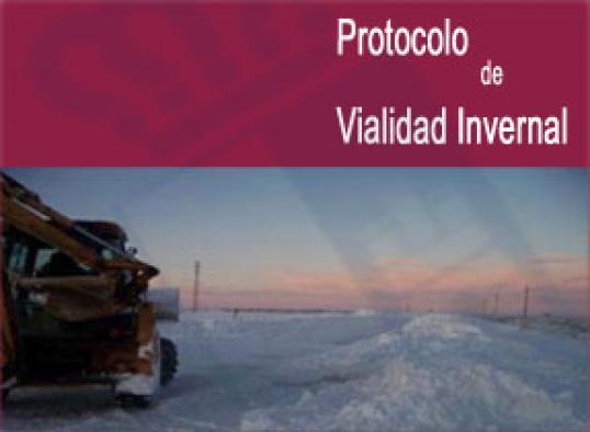 Protocolo de Vialidad Invernal
