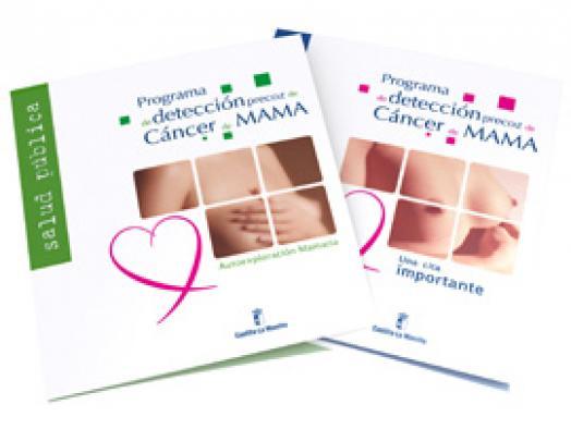 Programa de Detección Precoz de Cáncer de Mama (Sanitarios)