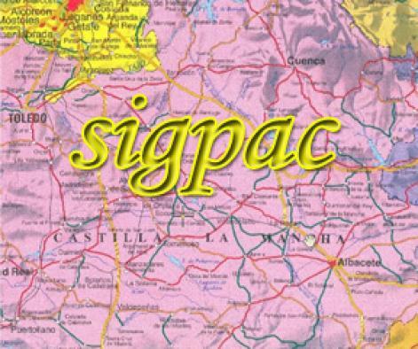 Sigpac gobierno de castilla la mancha