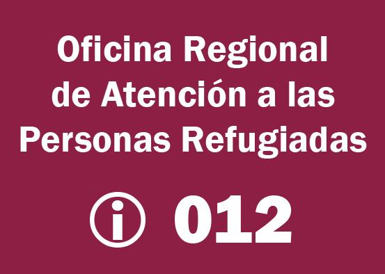 Oficina regional de atenci n a las personas refugiadas for Oficina virtual de castilla la mancha