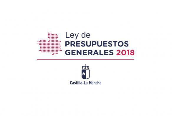 Ley de Presupuestos Generales de la Junta de Comunidades de Castilla-La Mancha para 2018