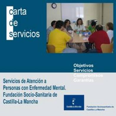 Servicios de Atención a Personas con Enfermedad Mental de la Fundación Socio-Sanitaria de Castilla-La Mancha