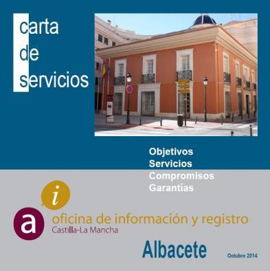 Oficinas de Información y Registro de Albacete