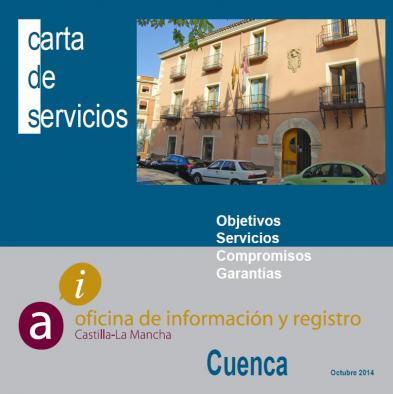 Oficina de informaci n y registro de cuenca gobierno de for Oficina virtual de castilla la mancha