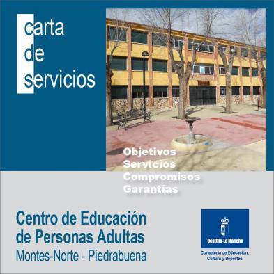 Imagen Folleto Carta de Servicios