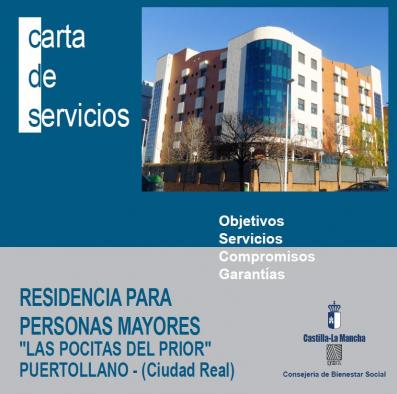 Residencia para Personas Mayores Las Pocitas del Prior de Puertollano