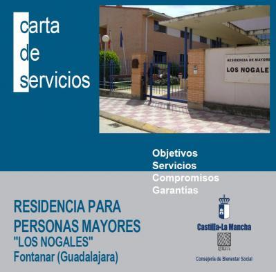 Residencia para Personas Mayores Los Nogales de Fontanar