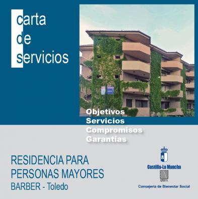 Residencia para Personas Mayores Barber de Toledo