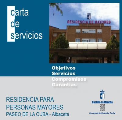 Residencia para Personas Mayores Paseo de la Cuba de Albacete