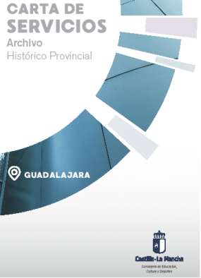 CS Archivo Histórico Provincial Guadalajara