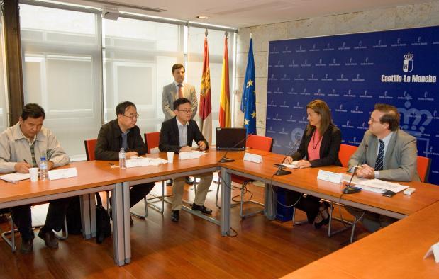 Delegación China en Castilla la Mancha