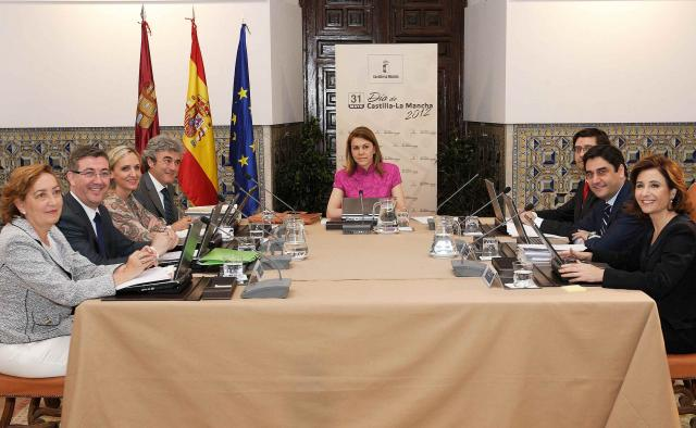 Consejo de Gobierno de la Junta de Comunidades de Castilla-La Mancha