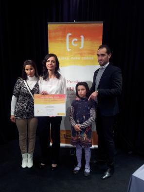 El Colegio La Paz, de Albacete,  galardonado por su proyecto educativo