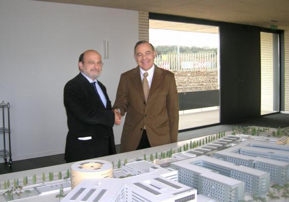 La junta y el colegio de arquitectos facilitan visitas guiadas a las obras del nuevo hospital de - Colegio arquitectos toledo ...