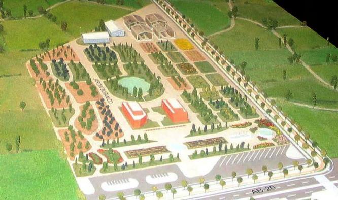 Barreda inaugura el jard n bot nico de castilla la mancha for Jardin botanico castilla la mancha