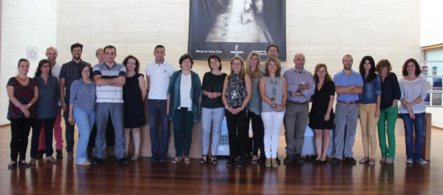 La Consejería de Educación, Cultura y Deportes presenta la nueva etapa del Centro Regional de Formación del Profesorado