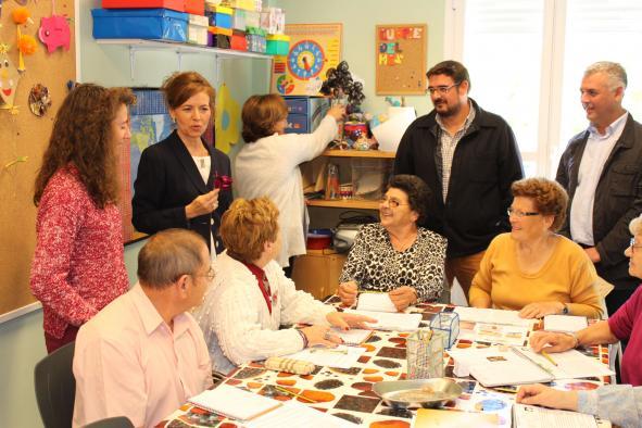 La Consejera de Bienestar Social anuncia que el Gobierno de Castilla-La Mancha garantizará la tutela judicial permanente de las personas con discapacidad