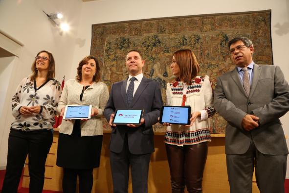 Castilla-La Mancha presenta una única marca comercial que servirá para promocionar la región en todas sus vertientes