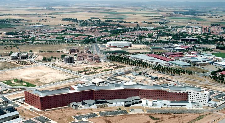 El Hospital General Universitario de Ciudad Real conmemora los diez primeros años de actividad