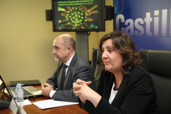 Patricia Franco preside acto acto de constitución de la Comisión de Trabajo de Políticas de Empleo