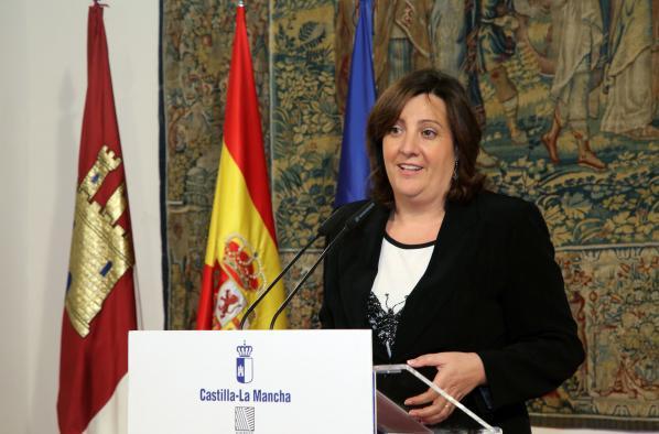Patricia Franco Jiméne, informa sobre los datos de paro del mes de noviembre