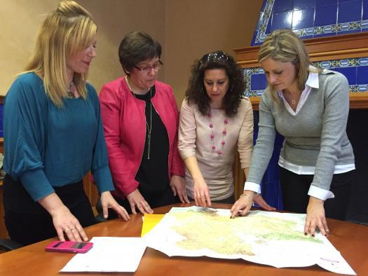El Gobierno regional acometerá el arreglo de la travesía de Villanueva de la Fuente