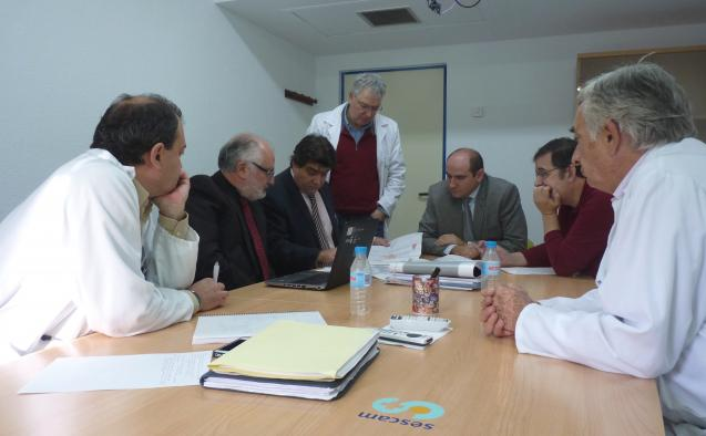 Constituida la comisión que dirigirá la redacción del plan funcional del futuro Hospital de Puertollano