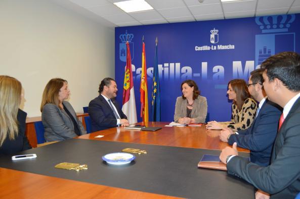 El Gobierno de Castilla-La Mancha explora vías de colaboración con el Festival Internacional Cervantino de Guanajuato (México)