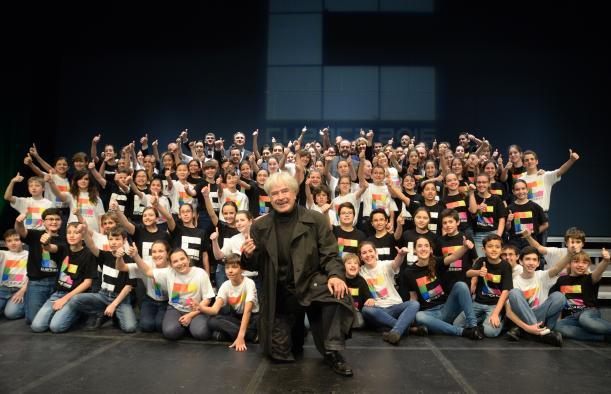 El vicepresidente de Castilla-La Mancha asiste a la gala de presentación de Cuenca 2016